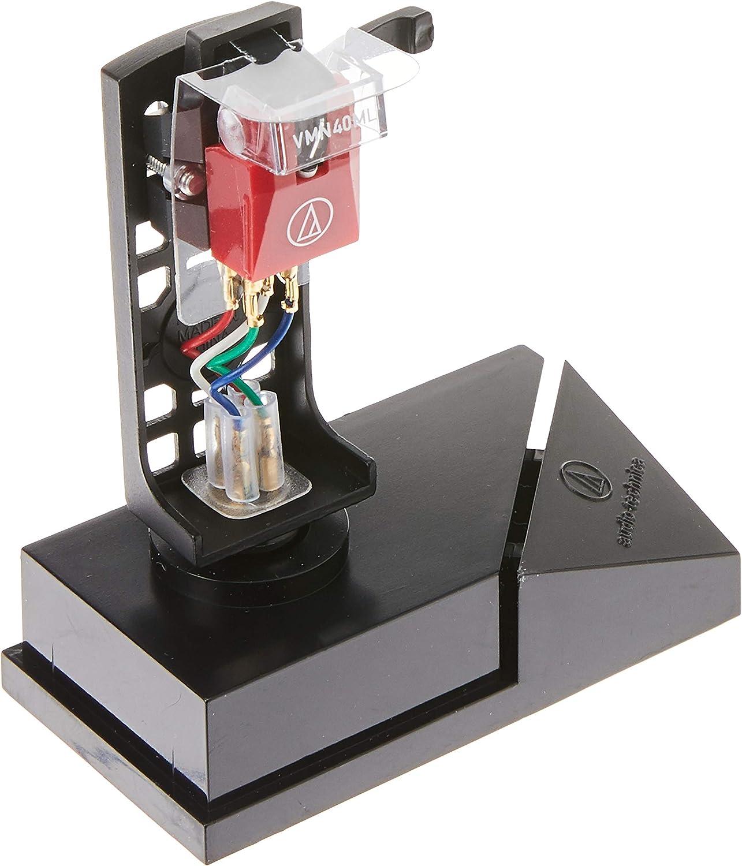 Audio-Technica VM540ML/H Turntable Headshell/Cartridge Combo Kit