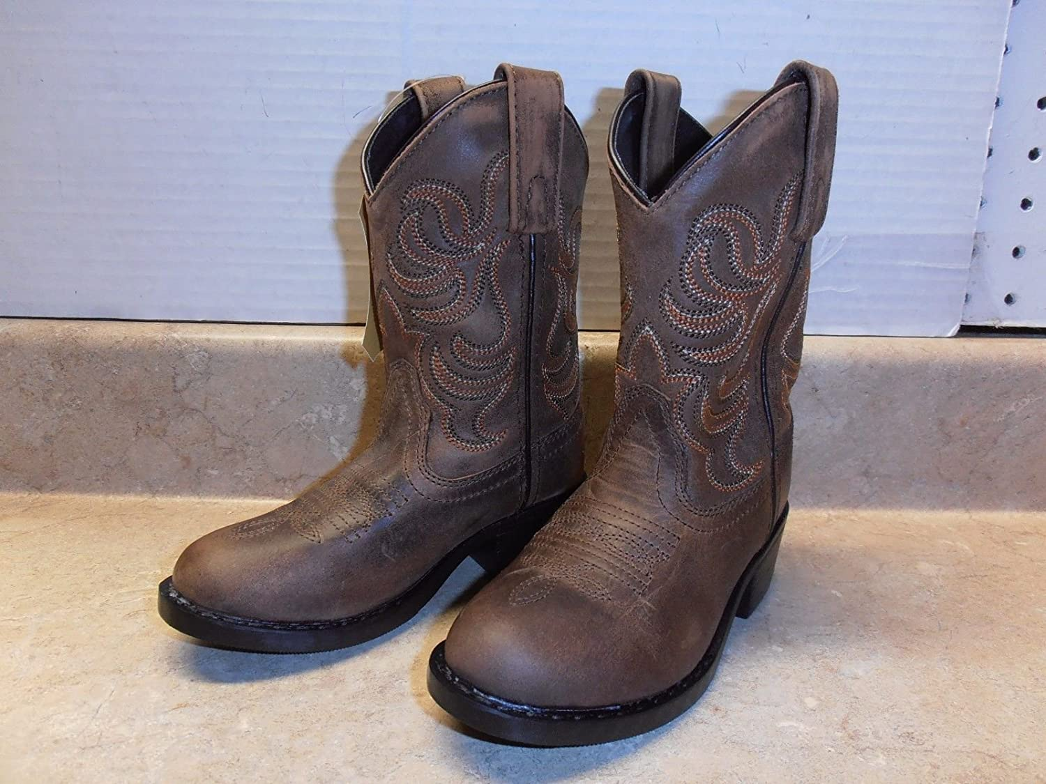 girls cowboy boots size 3