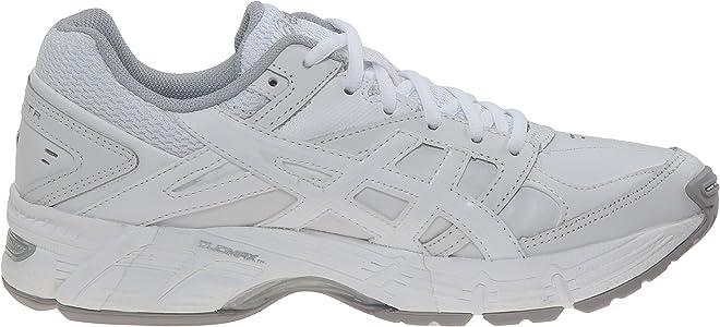 ASICS Zapato de entrenamiento femenino Gel 190 TR, blanco / blanco ...
