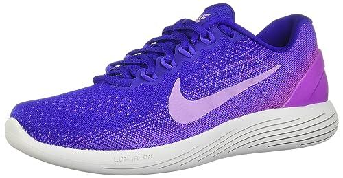 56ae91ce551 Nike Lunarglide 9 904716-402 Tenis para Correr para Mujer  Nike ...