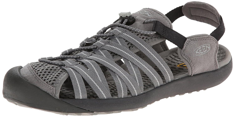 Keen Sandalen Kuta Men   blackKeen Sandale schnelltrocknendes Polyestergewebe Schnellschnürung Billig und erschwinglich Im Verkauf