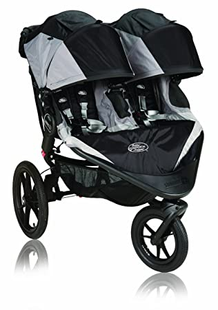 Baby Jogger 2013 Summit X3 Double Stroller, Black Prior Model Discontinued by Manufacturer