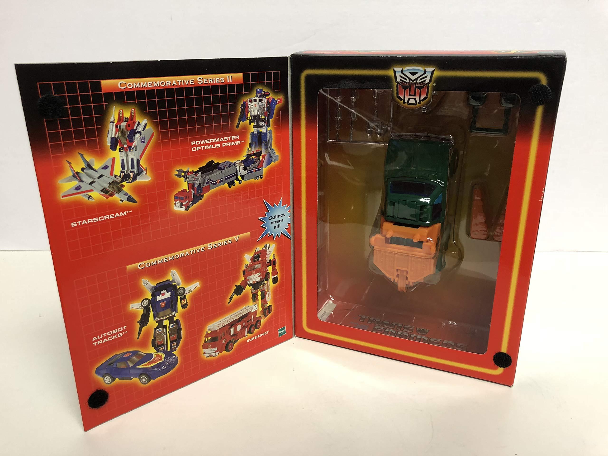 HOIST Transformers Autobot Hasbro COMMEMORATIVE SERIES V G1 RE ISSUE