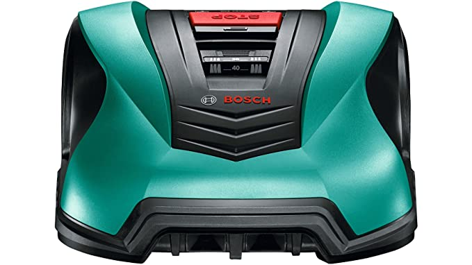 Bosch Robot cortacésped Indego 350, ancho de corte 19 cm, para un ...