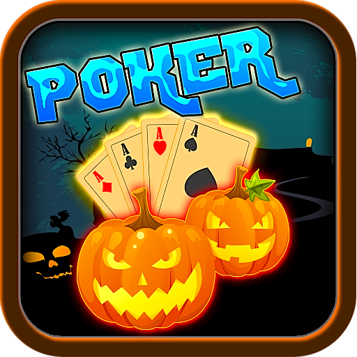 Halloween Hotel Poker Free Cards Game Deluxe HD Scary Poker Game Free Casino Games for Tablets New 2015 Poker Game Free for Kindle ()