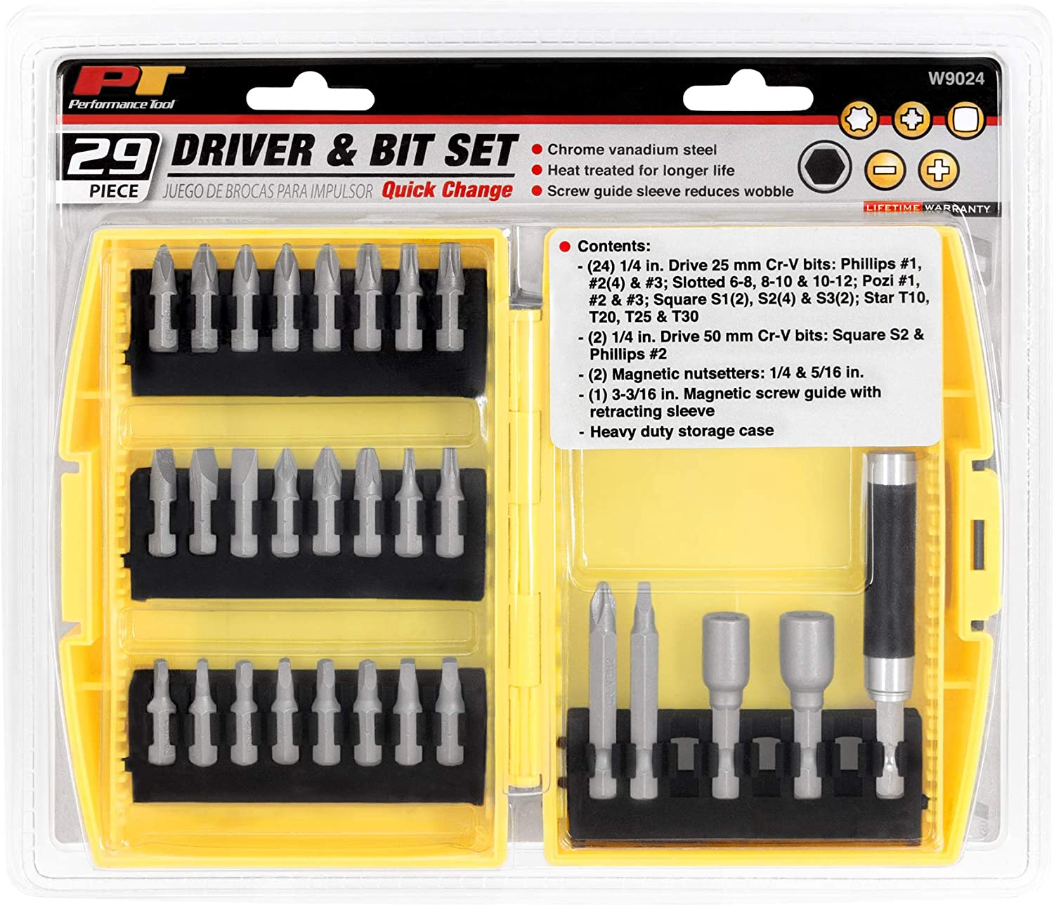 Black /& Decker 28pc Drill//Drive Set New In Open Retail Package Free Shipping