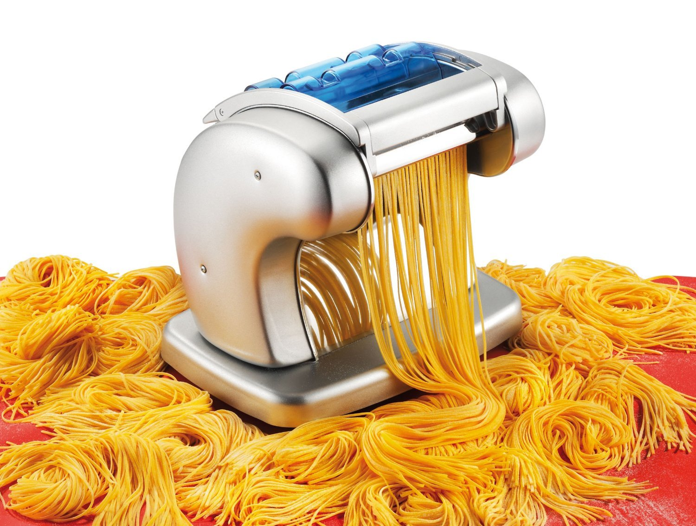 pasta produktion elektrische nudelmaschine