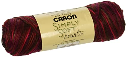 Image result for caron simply soft paints yarn