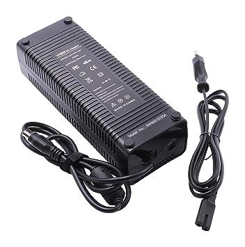 vhbw CARGADOR ORDENADOR PORTÁTIL 19V, 9.5A, 180W / 181W compatible con HP Pavilion ZD8000, Series: ZD8045EA, ZD8047EA sustituye 344500-001: Amazon.es: ...