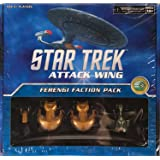 Wizkids CMG Star Trek Attack Wing Independent Faction Pack 1