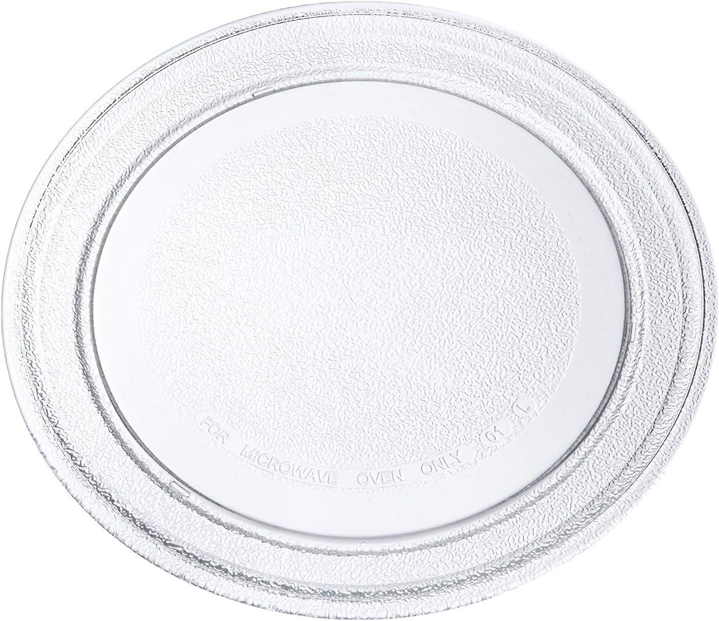 Invero® Master - Placa de cristal universal para microondas, 245mm Diameter