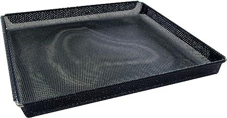 Nostik Ir5187 Oven Crisper Basket Small One Size Black Kitchen Dining