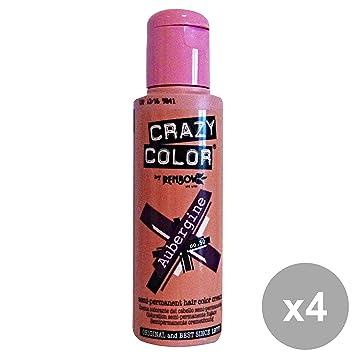 Amazon Com Semi Permanent Hair Color Cream 100ml Beauty
