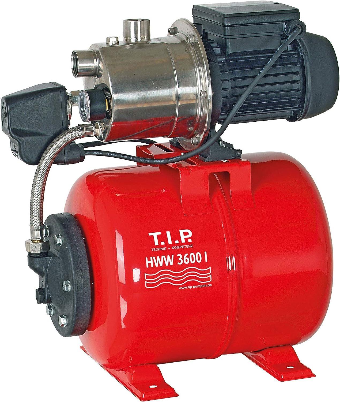T.I.P. HWW 3600 i - Grupo de presión [Importado de Alemania]: Amazon.es: Bricolaje y herramientas