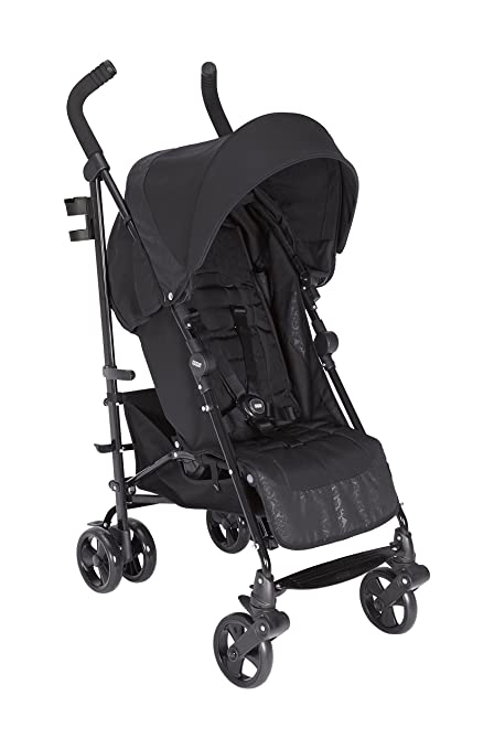 Mamas & Papas viaje carrito, color negro