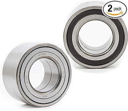 REAR Wheel Hub Bearing Fit AUDI Q7 2007-2015 PAIR