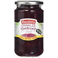 Baxters Crinkle Cut Beetroot in Sweet Vinegar, 455g