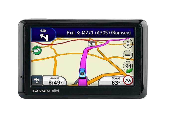 Garmin Nuvi 1390T TMC Pro - Navegador GPS con mapas de Europa ...