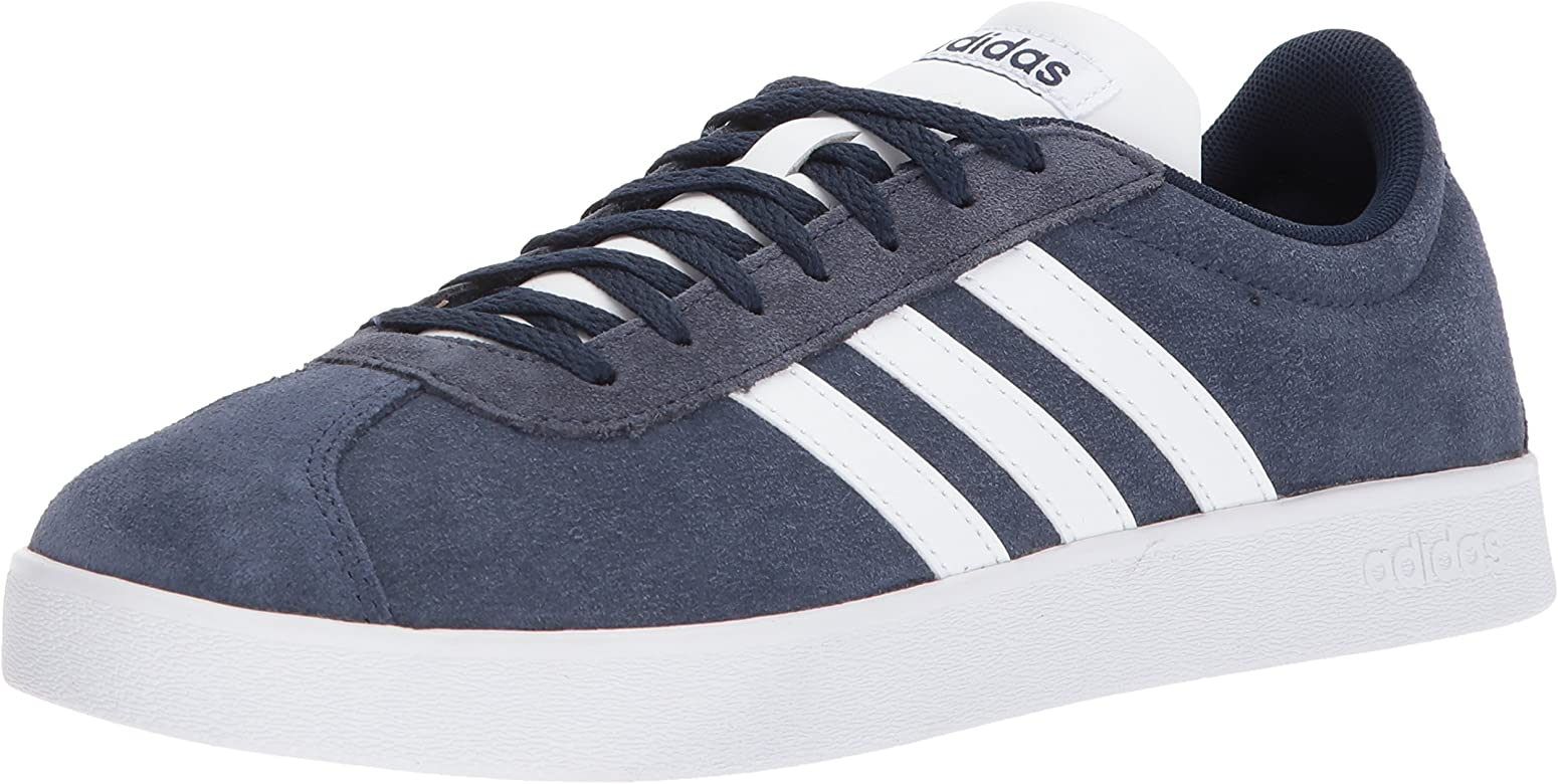 ADIDAS NEO CLOUDFOAM Casual Mens Daily Trainers Shoes NavyWhite 7 8 9 10 11