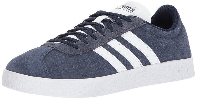 the best attitude 8d389 085da Amazon.com   Adidas Men s Vl Court 2.0 Sneaker   Fashion Sneakers