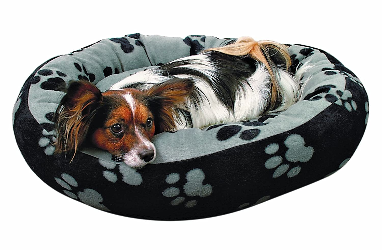 Black// Grey 95 /× 75 cm Trixie Car Bed