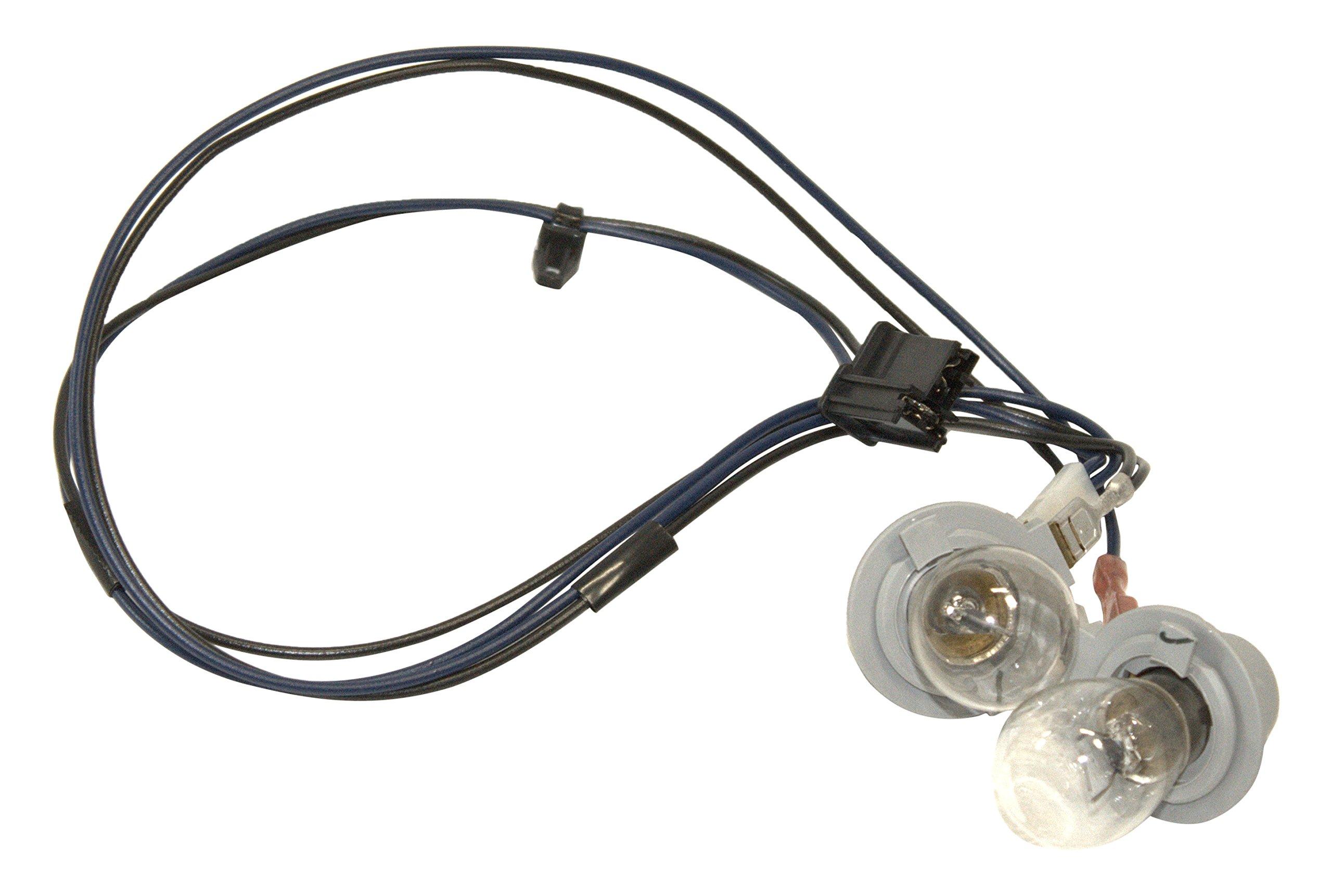 Husqvarna Part Number 532400252 Harness Socket Light w/4152J