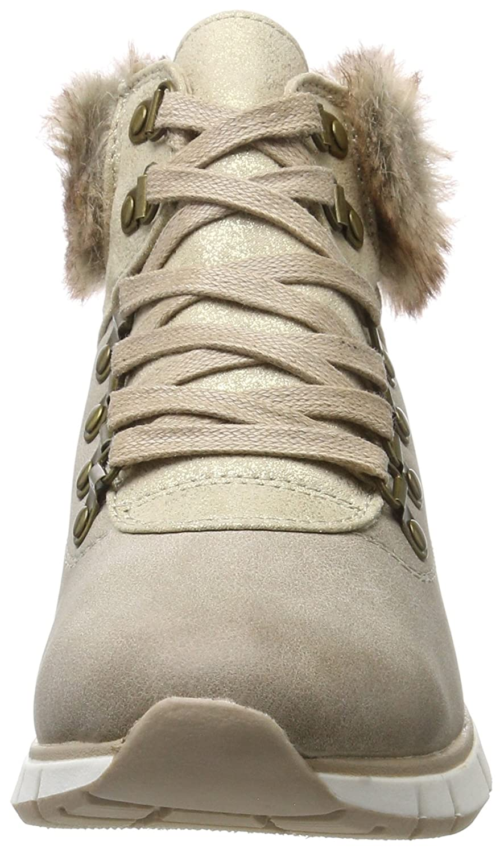 MARCO TOZZI TOZZI MARCO Damen 26245 Hohe Sneaker Braun (Taupe Comb) f182b7