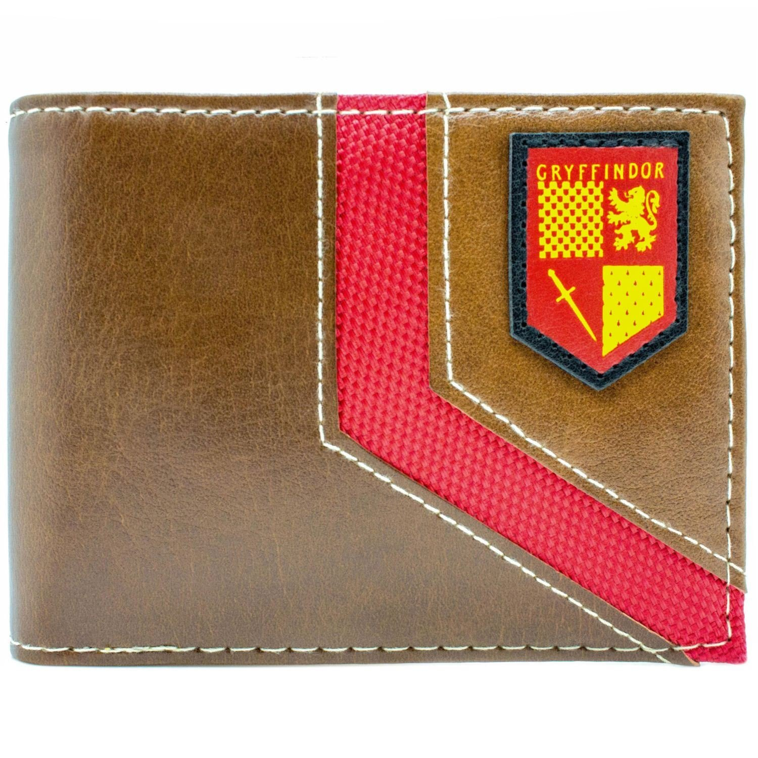 Cartera de Warner Harry Potter Escudo de Gryffindor marrón 28832