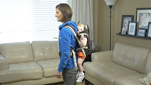 Amazon.com : 4 Posición porta bebé para una mejor vinculación con su ...