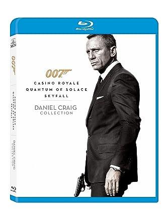 1485d5cec17a3 Amazon.com: 007: Daniel Craig Collection (Casino Royale / Quantum of ...