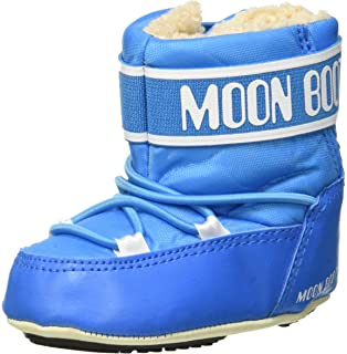 aaab29c03c37d Moon-boot Crib 2 Bottines Mixte bébé  Amazon.fr  Chaussures et Sacs