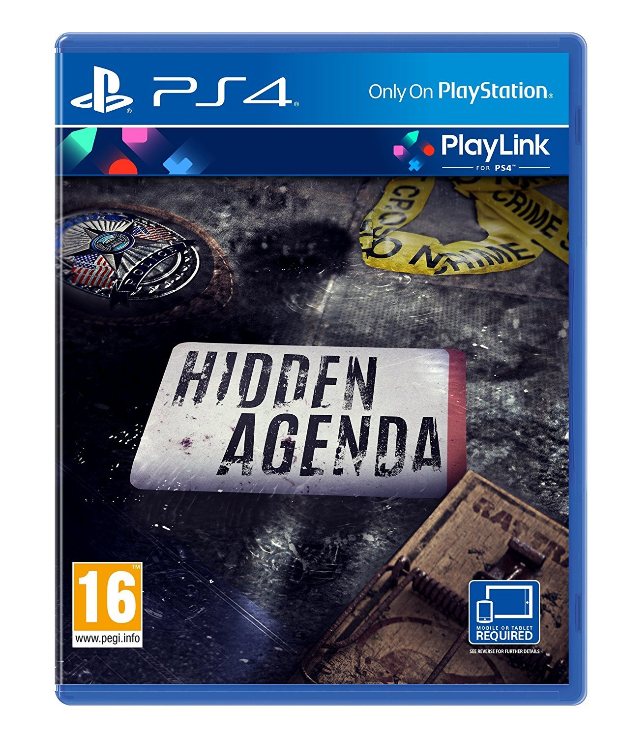Amazon.com: Hidden Agenda (PS4): Video Games