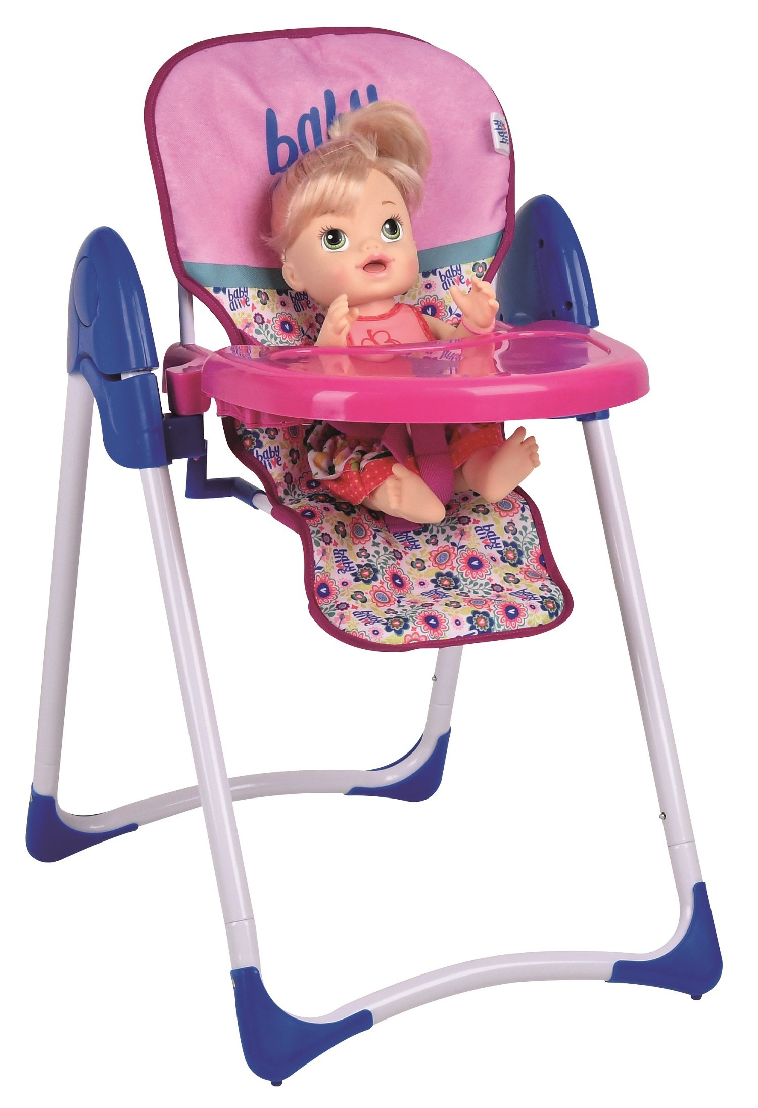 Baby Alive Doll Deluxe High Chair Toy Toymamashop