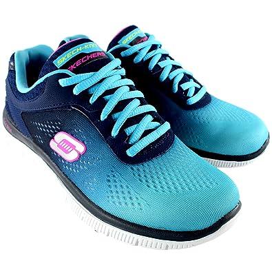 Skechers Flex Appeal Style Icon Damen Sneakers: Schuhe