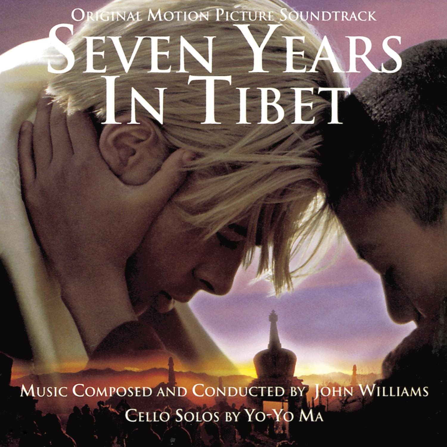 Image result for seven years in tibet soundtrack amazon