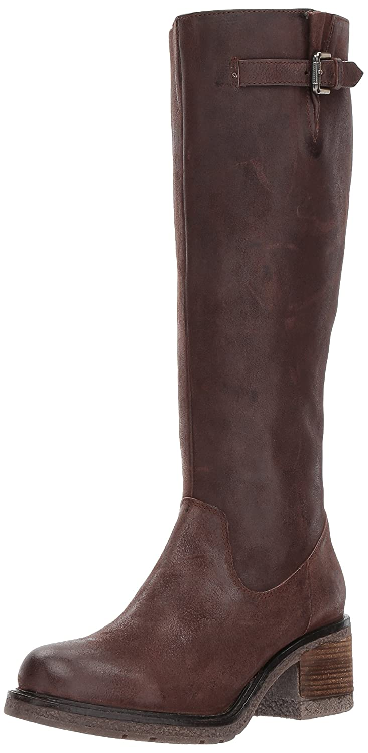 Seychelles Women's Exit Engineer Boot B06XDYV9Z1 7 B(M) US|Brown