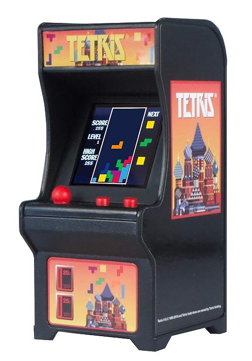 Super Impulse Llavero Tiny Arcade Tetris, Multicolor (0854941007679)