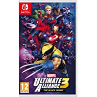 Marvel Ultimate Alliance 3: The Black Order Switch Oyun (CDMedia Garantili)