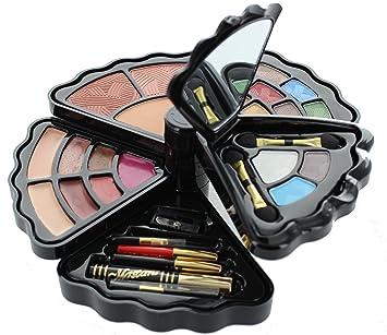 BR Makeup set - Eyeshadows, blush, lip gloss, mascara and more