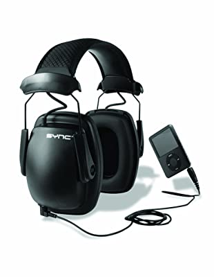 Howard Leight by Honeywell Sync Stereo MP3 Earmuff (1030110)
