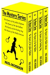 The Mystery Series Collection (Short Stories 5-8) Kindle Edition