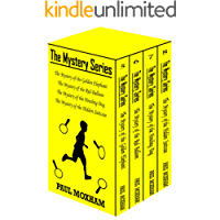 The Mystery Series Collection (Short Stories 5-8)