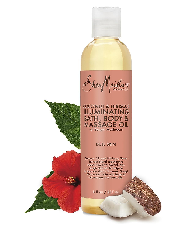 Amazon Sheamoisture Coconut Hibiscus Bath Body Massage