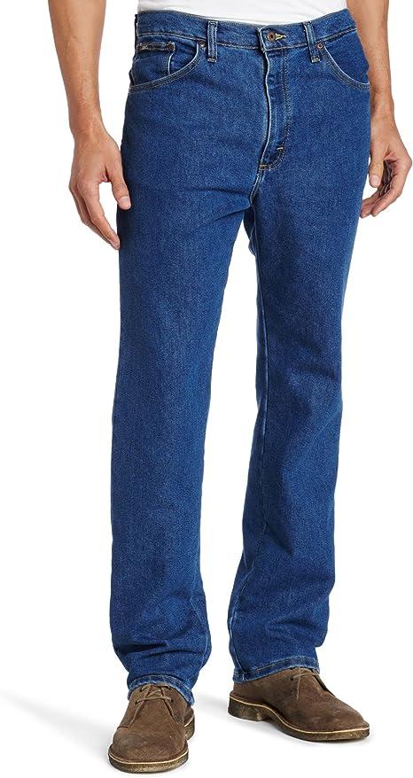 Amazon Com Lee Pantalones Vaqueros De Pierna Recta De Ajuste Regular Para Hombre Clothing