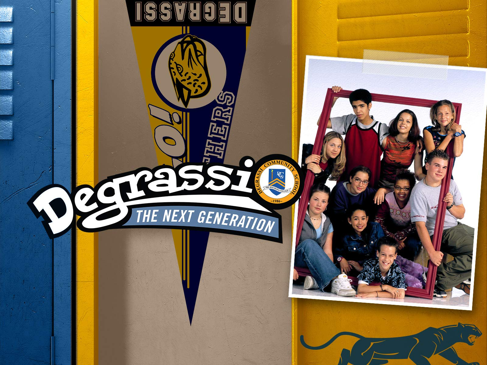 Degrassi The Next Generation on Amazon Prime Video UK