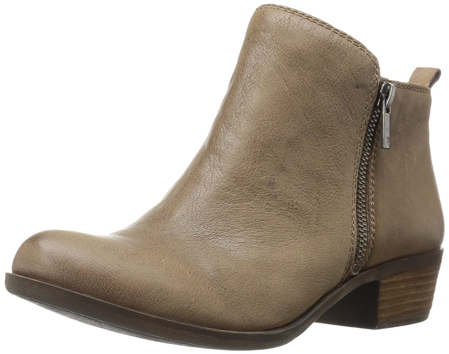 Lucky Brand Women's Basel Boot B071Y4ZWQ4 12 B(M) US|Brindle