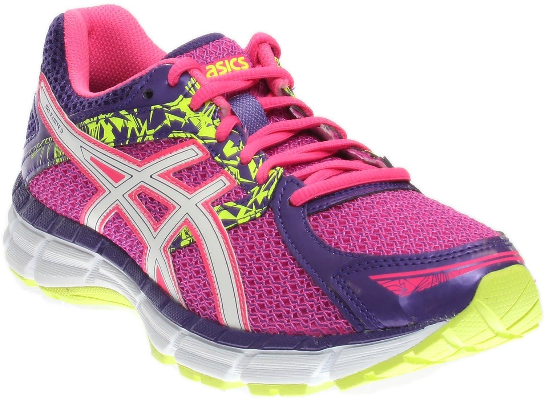 ASICS Women's GEL-Excite 3 Running Shoe B01HHCKA9O 7 B(M) US|Hot Pink/White/Flash Yellow