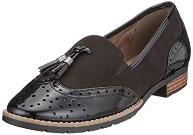 Womens 24260 Loafers Soft Line
