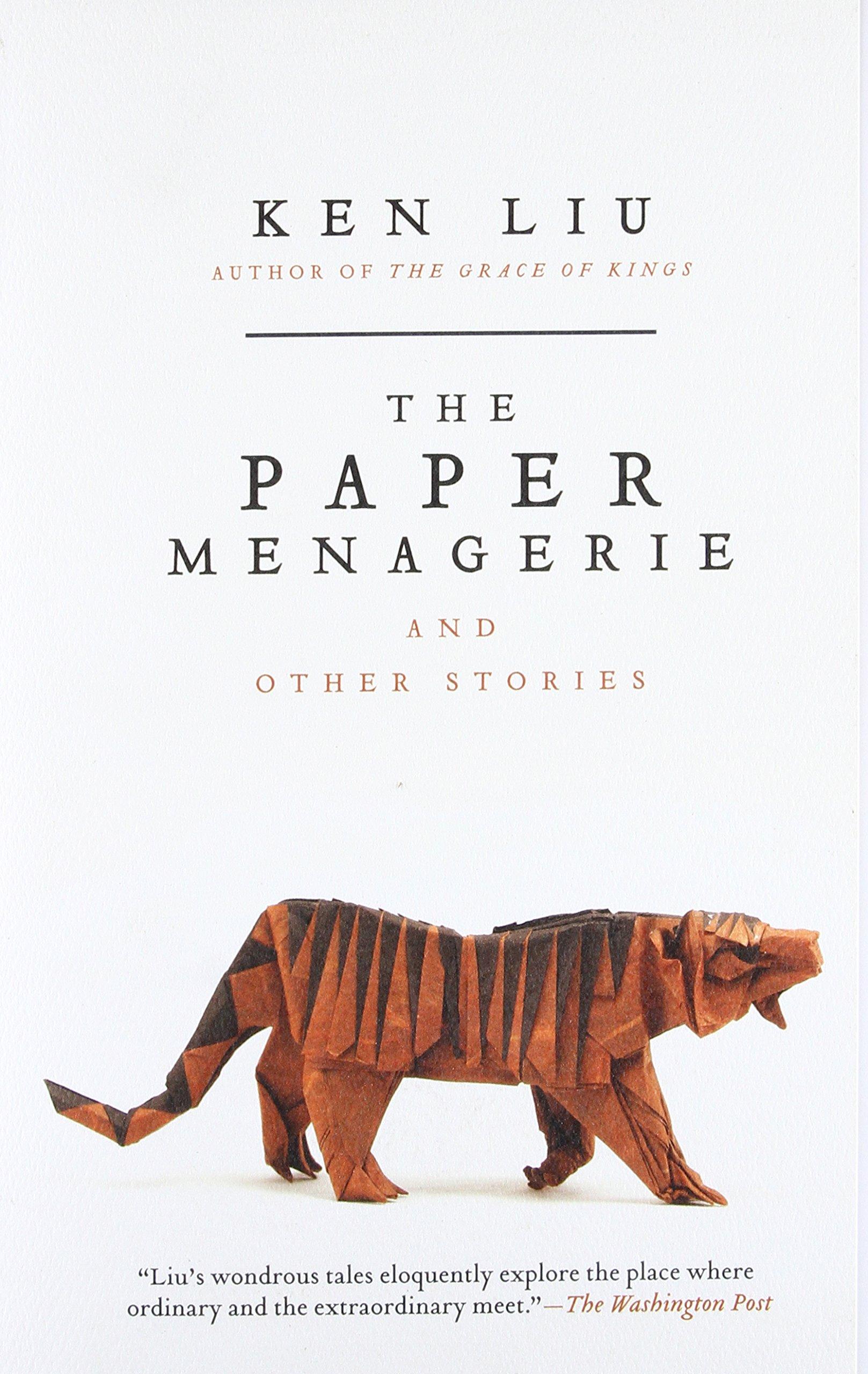 Картинки по запросу paper Menagerie ken lu