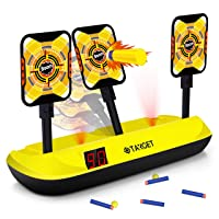 Uwantme Electronic Shooting Target for Nerf Guns Deals